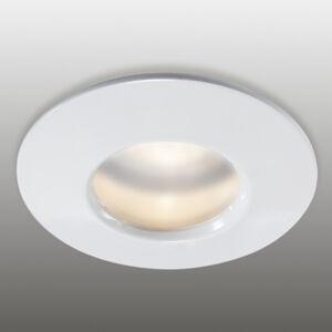 Deko-Light Pevné podhledové kruhové svítidlo, bílá