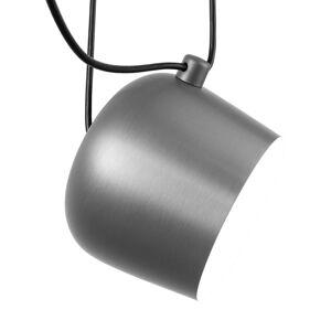 FLOS FLOS Aim Small LED závěsné světlo zástrčka stříbro