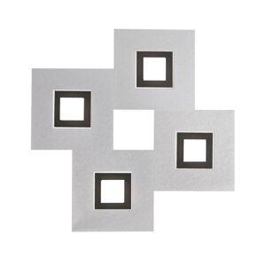GROSSMANN GROSSMANN Karree, 4 zdroje 50x50 hliník černá
