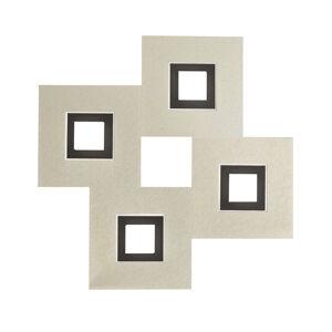 GROSSMANN GROSSMANN Karree, 4 zdroje 50 x 50 perleťově černá