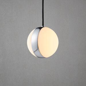 Herstal Závěsné světlo Circle s dekoračním kruhem