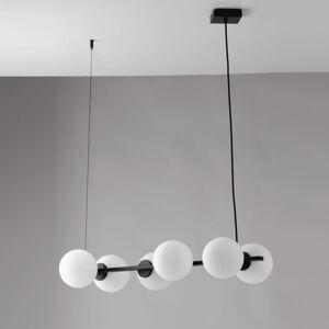 Eco-Light Visačka Enoire v černobílé, 6 zdrojů