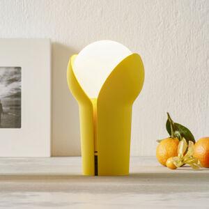 Innermost Innermost Bud LED stolní lampa, přenosná, Lemon