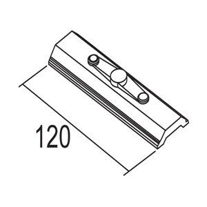 IVELA Ivela závěsná deska, délka 120mm