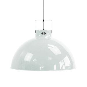 JIELDÉ Jieldé Dante D675 závěsné světlo, bílá, Ø 67,5 cm