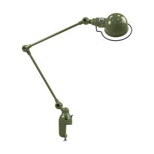 JIELDÉ Jieldé Signal SI332 stolní lampa se svorkou zelená
