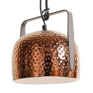 Karman Karman Bag - bronzové závěsné světlo, 32 cm