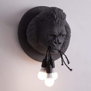 Karman Karman Ugo Rilla - designové nástěnné světlo, šedá