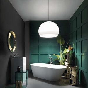 Kartell Kartell FL/Y - LED závěsné světlo, bílá lesklá