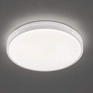 FISCHER & HONSEL LED stropní světlo Tex BS, hlásič pohybu, Ø 49 cm