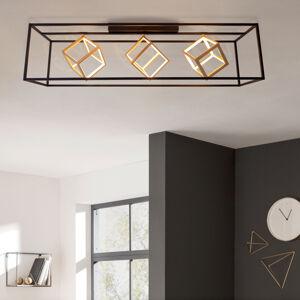 Näve LED stropní světlo Tripolis, 3x stmívatelné