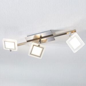 Lindby LED stropní reflektor Evelina, 3zdrojový