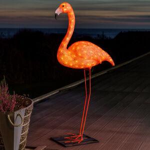 Konstmide SEASON LED dekorativní světlo Flamingo 110 cm