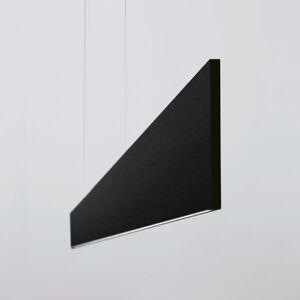 Molto Luce LED závěsné světlo After 8 122cm 1-10V 4000K černá