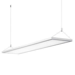 WALDMANN LED závěsné světlo IDOO VTL, DALI, 65W, CCT, bílé