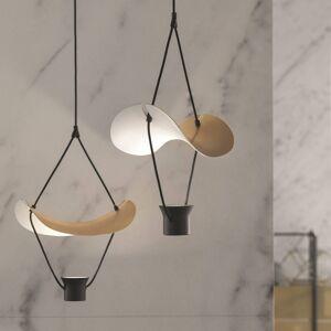 Masiero LED závěsné světlo Vollee S1 P, 44 cm, up, zlatá