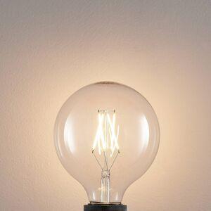 Arcchio LED žárovka E27 6W 2700K globe, filament, čirá