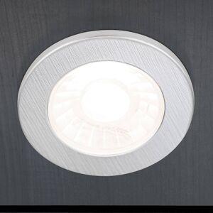 Orion LED nábytkové podhledové světlo Artist 3ks stříbro