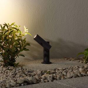 Lucande LED světlo na podstavci Narea, nastavitelné, 14cm