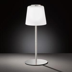 Wofi Stolní lampa LED Genk s baterií a stmívačem