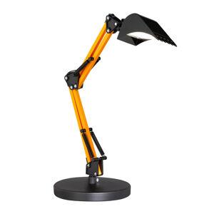 Wofi LED stolní lampa Scoop s měničem teploty barev