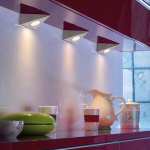 Paul Neuhaus LED podlinkové světlo Amon CCT, 3ks, trojúhelník