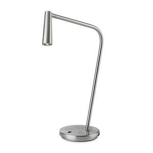 LEDS-C4 LEDS-C4 Gamma LED stolní lampa nikl satinovaný