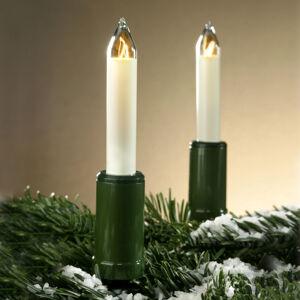 Hellum Světelný řetěz se svíčkami na klipu 15žár.