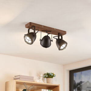 Lindby Lindby Adeon LED stropní světlo, třížárovkové