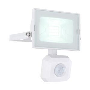 Lindby Lindby Aine LED venkovní spot bílý 12,3 cm senzor