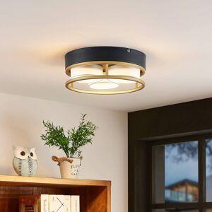 Lindby Lindby Bymera LED stropní světlo kulaté, 3 zdroje