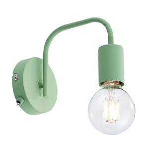 Lindby Lindby Erivana nástěnné světlo, caledon zelené