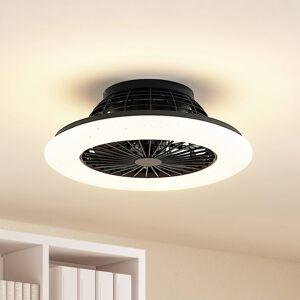 Lindby Lindby Fjardo LED stropní ventilátor s osvětlením