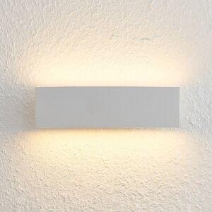 Lindby Lindby Ignazia LED nástěnné světlo, 28 cm, bílé
