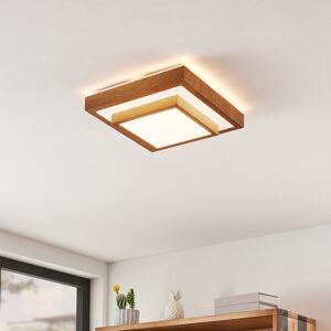 Lindby Lindby Mendosa LED stropní svítidlo, hranaté