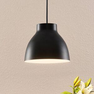 Lindby Lindby Mirella závěsné světlo v černé barvě