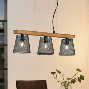 Lindby Lindby Morlin závěsné světlo třížárovkové