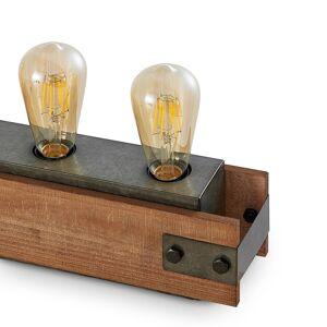 Lindby Lindby Nilaska stolní lampa, 3žárovková