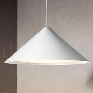 Louis Poulsen Louis Poulsen Keglen závěsné světlo 65cm bílá