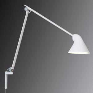 Louis Poulsen Louis Poulsen NJP LED nástěnné světlo, bílá