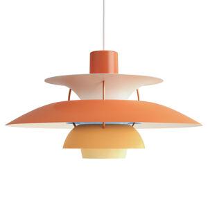 Louis Poulsen Louis Poulsen PH 5, závěsné světlo oranžové