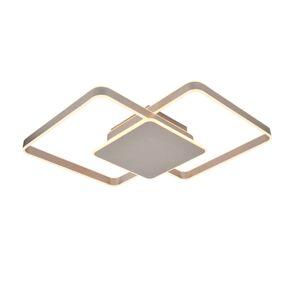 Lucande Lucande Kadira LED stropní světlo 70 cm nikl