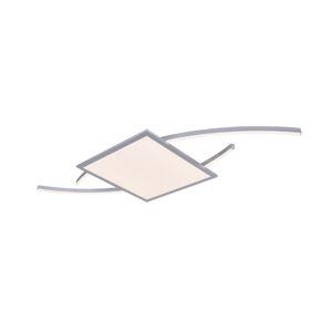 Lucande Lucande Tiaro LED stropní světlo, hranaté, 30 cm