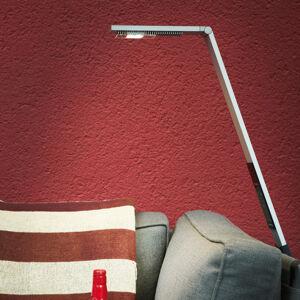 Luctra Luctra Flex LED stojací lampa, baterie, hliník