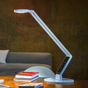 Luctra Luctra Table Radial LED stolní lampa noha bílá