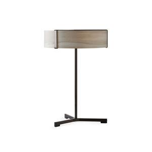 LZF LamPS LZF Thesis LED stolní lampa černá matná/šedá
