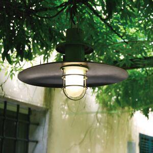 Martinelli Luce Martinelli Luce Polo závěsné světlo Ø48cm antracit