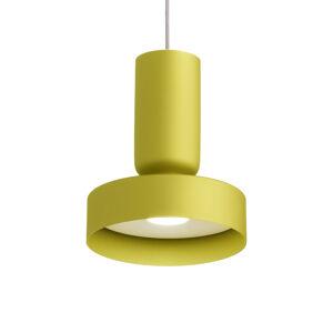 MODO LUCE Modo Luce Hammer závěsné světlo Ø 15 cm limone