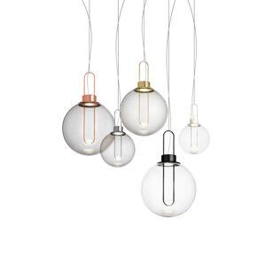 MODO LUCE Modo Luce Orb LED závěsné světlo, měď, Ø 40 cm