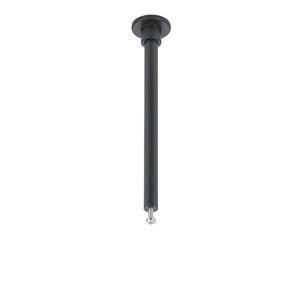 Trio Lighting Montážní tyč pro DUOline kolejnici, černá, 12,5 cm